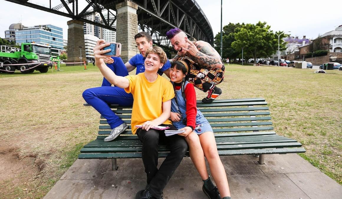 Teens grab cheap tickets through Playwave