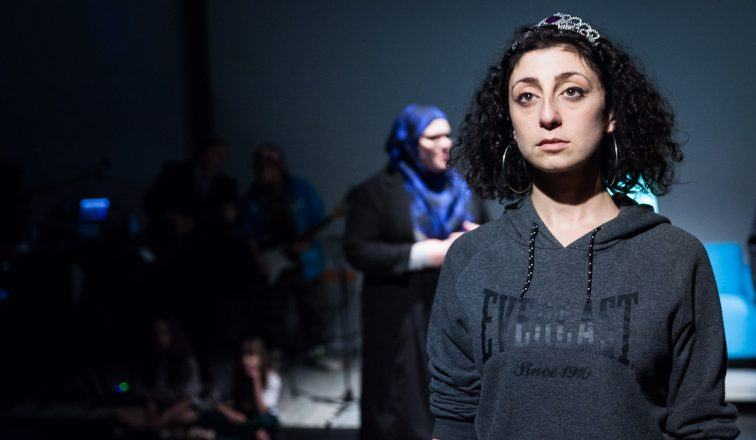 A verbatim show gives voice to the west: no filters, no apologies
