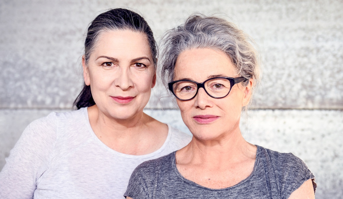 Pamela Rabe and Sarah Peirse: Nuclear Family