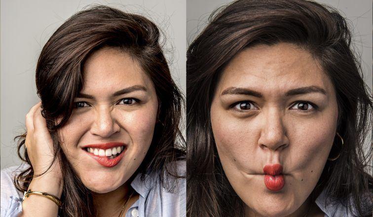 Double Imposter Syndrome? Nakkiah Lui Steps into the Spotlight