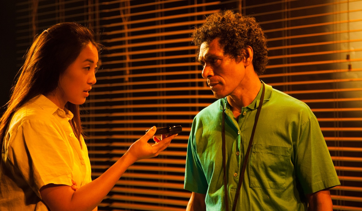 A new play casts light on a dark chapter in Australia's international relations