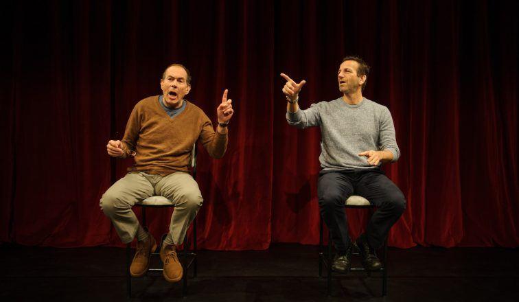 Two Jews Walk Into a Theatre …