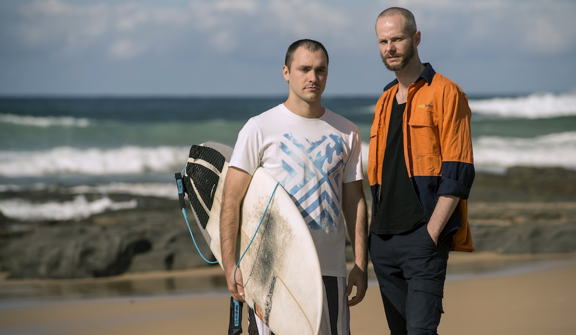 New play reveals dark side to beach culture