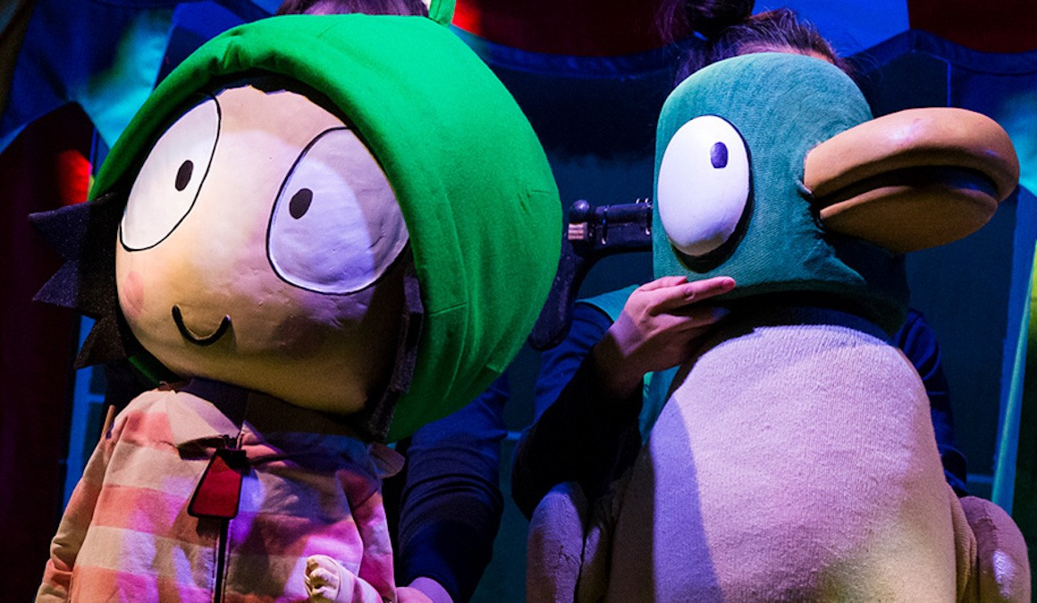Sarah & Duck's Big Top Birthday