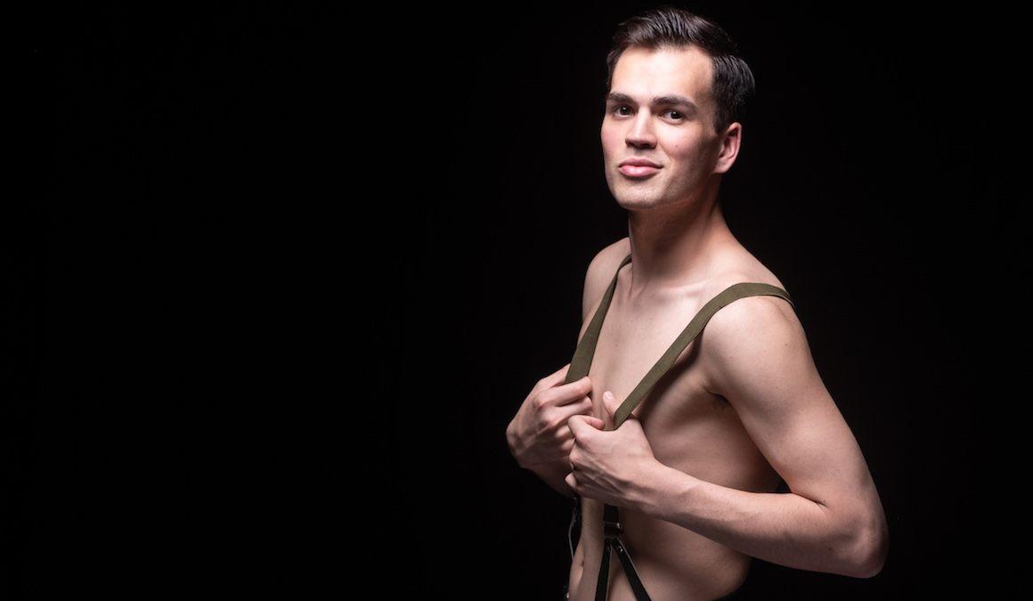 Dorian Gray Naked