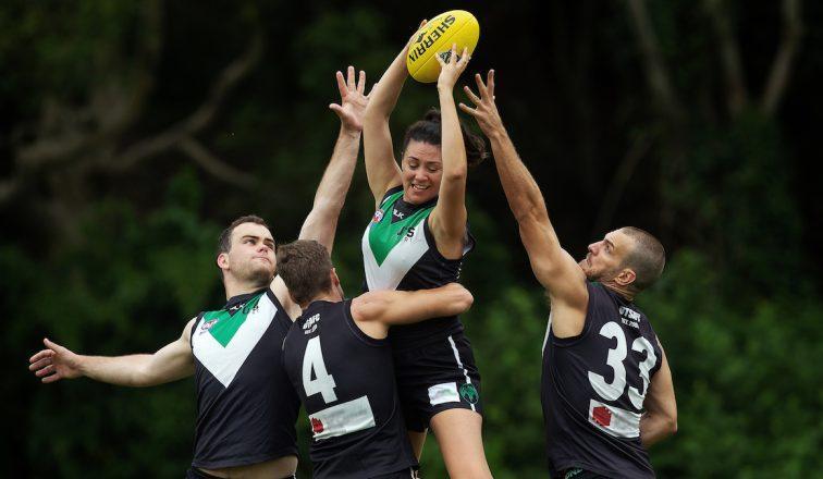 Fierce: Women's Sport on the Line