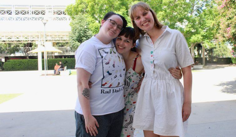Project Bestfriendship: The Power of Three