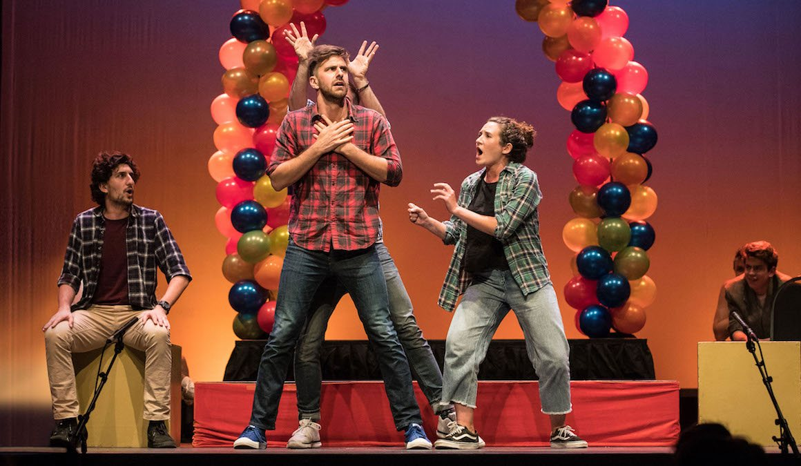 Theatresports All-Stars: Battle of the Champions
