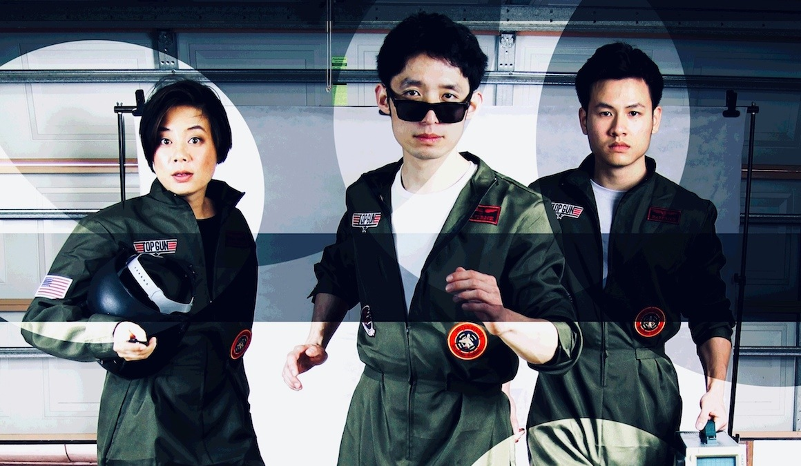 Skyduck: A Chinese Spy Comedy
