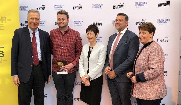 Martin-Lysicrates Prize 2019 Winner Announced