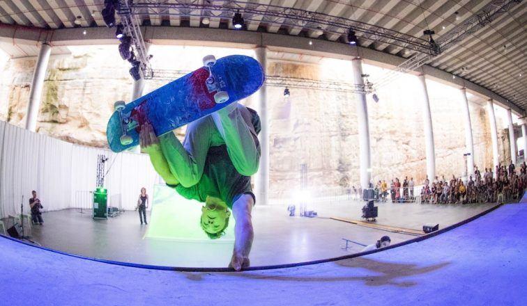 Skateboard Revolution