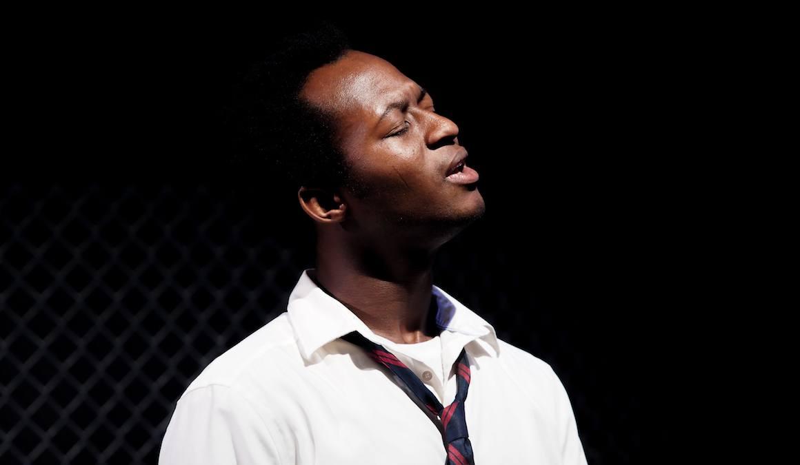 Black Men Centre Stage