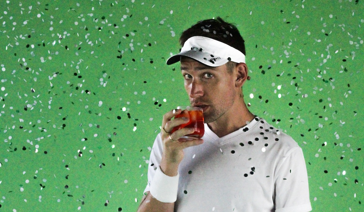 Australian Open: Service with a smile
