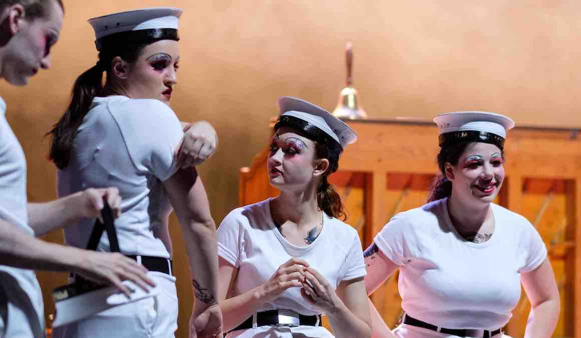 H.M.S. Pinfore: Wave Hello